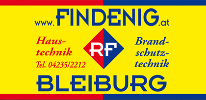 Logo Findenig GmbH & CO KG